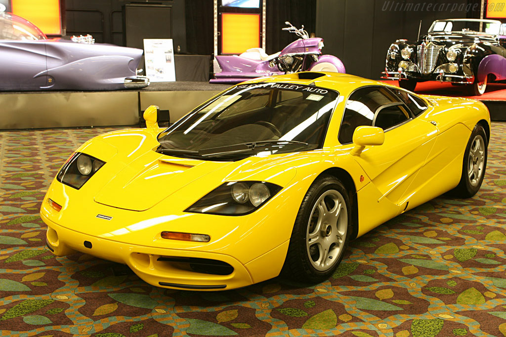 McLaren F1 - Chassis: 014  - 2006 Monterey Peninsula Auctions and Sales