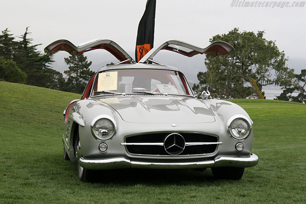 Mercedes-Benz 300 SL    - 2006 Monterey Peninsula Auctions and Sales