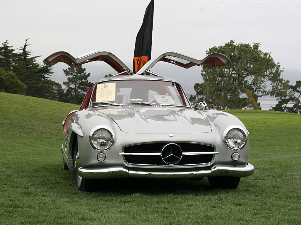 Mercedes benz 300 sl 2006 monterey peninsula auctions for Mercedes benz of monterey monterey ca