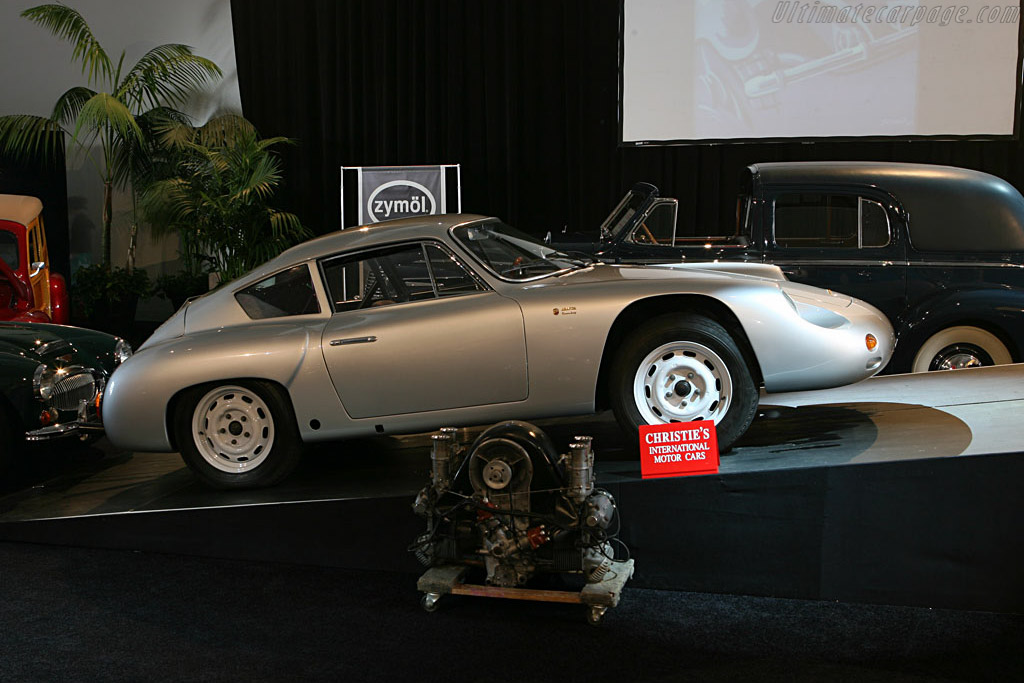 Porsche 356 GTL Carrera Abarth - Chassis: 1003   - 2006 Monterey Peninsula Auctions and Sales