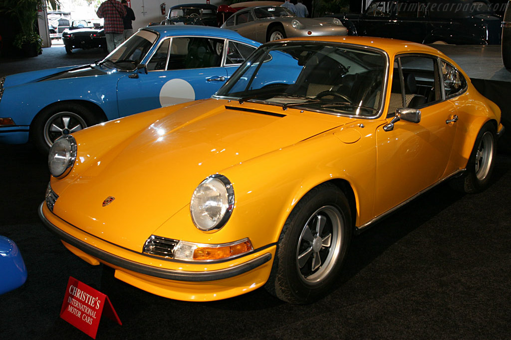 Porsche 911 Carrera 2.7 RS Prototype - Chassis: 911 360 0012   - 2006 Monterey Peninsula Auctions and Sales