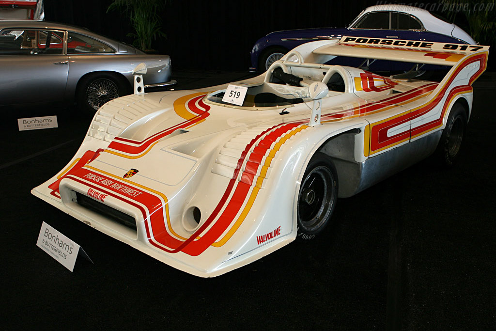Porsche 917/10 - Chassis: 917/10-015   - 2006 Monterey Peninsula Auctions and Sales