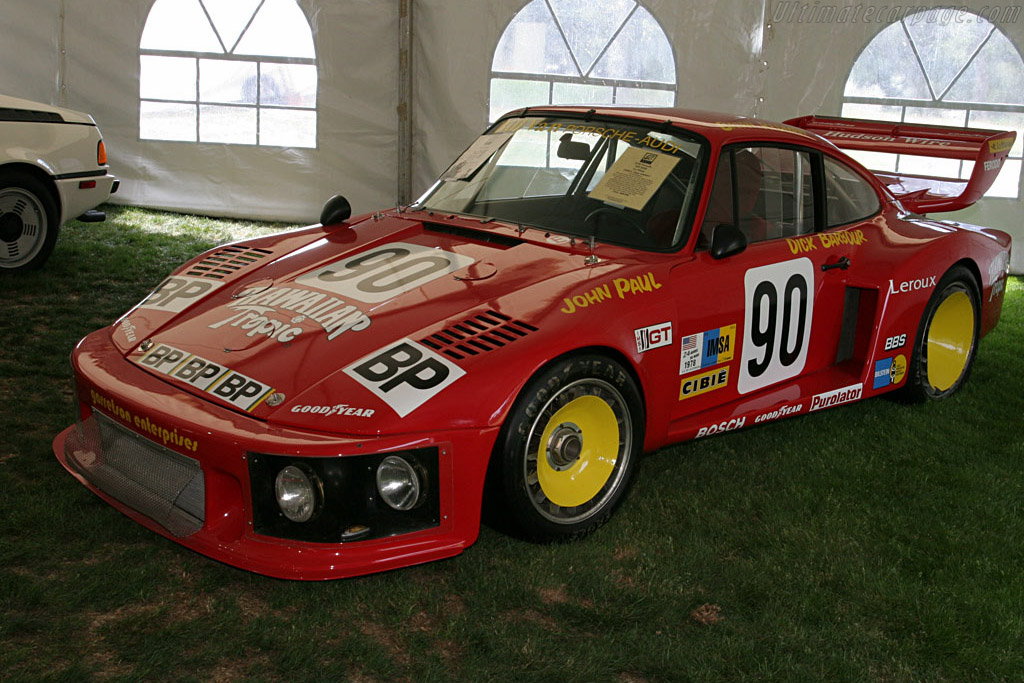 Porsche 935 - Chassis: 930 890 0024   - 2006 Monterey Peninsula Auctions and Sales