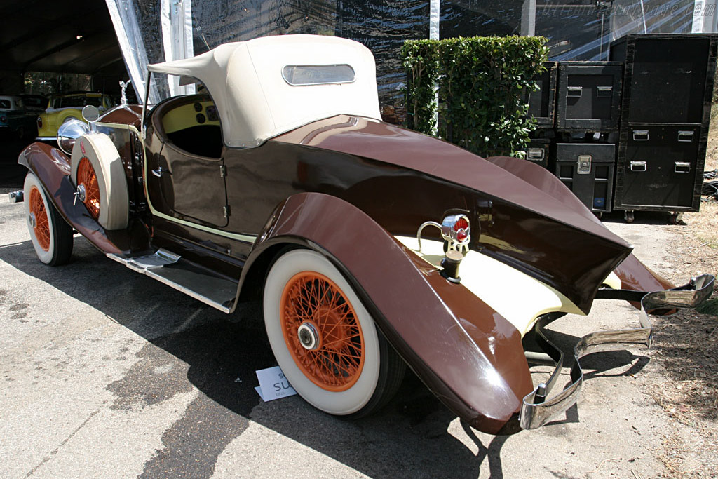 Rolls-Royce 20/25 Hp Boat Tail Speedster - Chassis: GDP34   - 2006 Monterey Peninsula Auctions and Sales