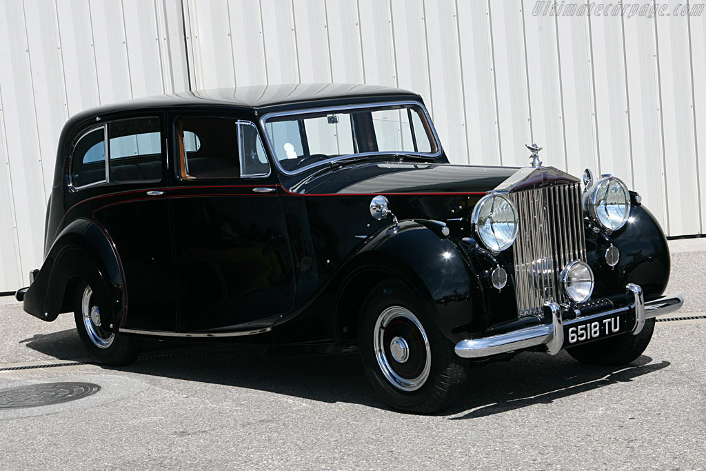 Rolls-Royce Silver Wraith Touring Limousine - Chassis: WME85   - 2006 Monterey Peninsula Auctions and Sales