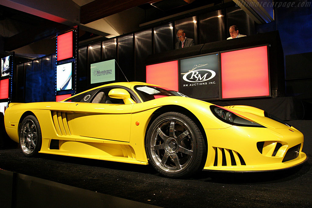 Saleen S7 - Chassis: 1S9SB18104S00040   - 2006 Monterey Peninsula Auctions and Sales