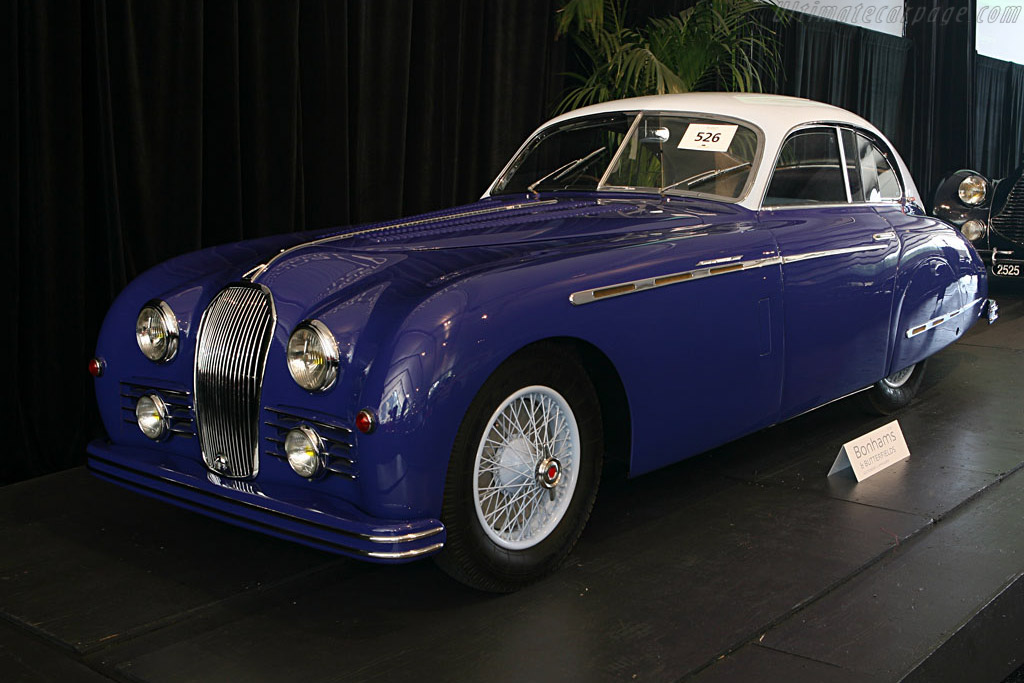 Talbot Lago T26 GS Saoutchik Coupe - Chassis: 110151   - 2006 Monterey Peninsula Auctions and Sales