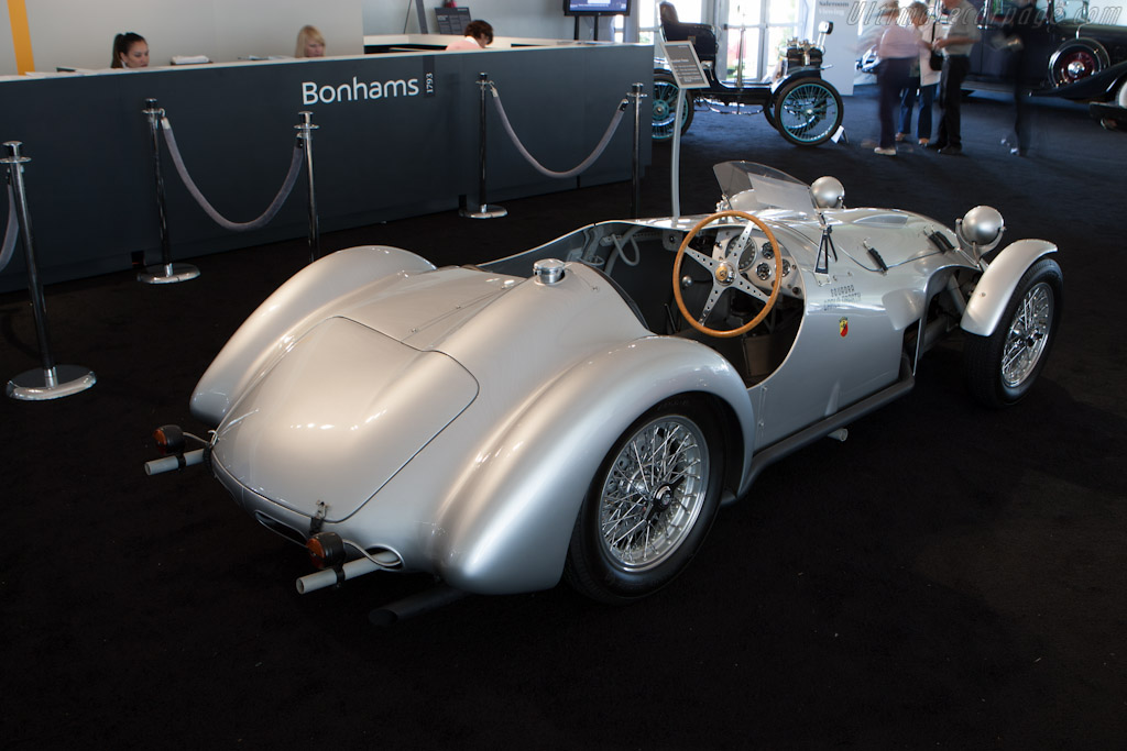 Abarth 204A - Chassis: 07   - 2012 Monterey Auctions