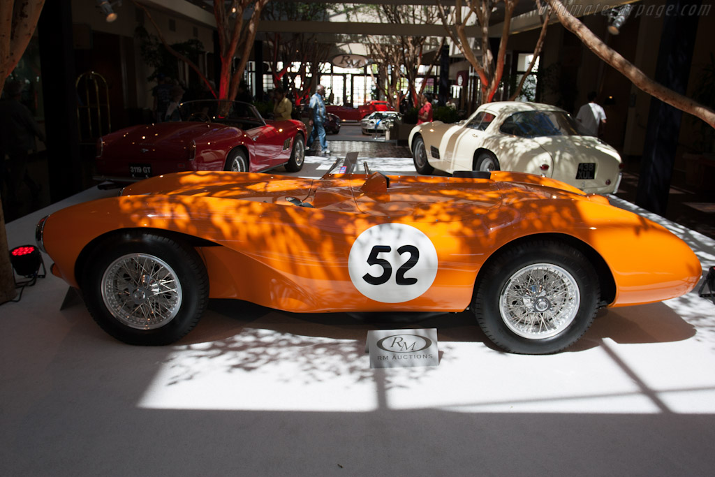 Aston Martin Db3s Chassis Db3s 118 2012 Monterey Auctions