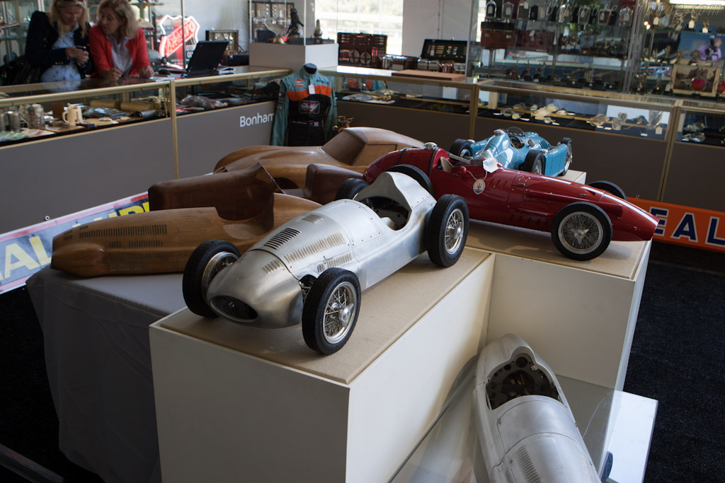 Automobilia    - 2012 Monterey Auctions