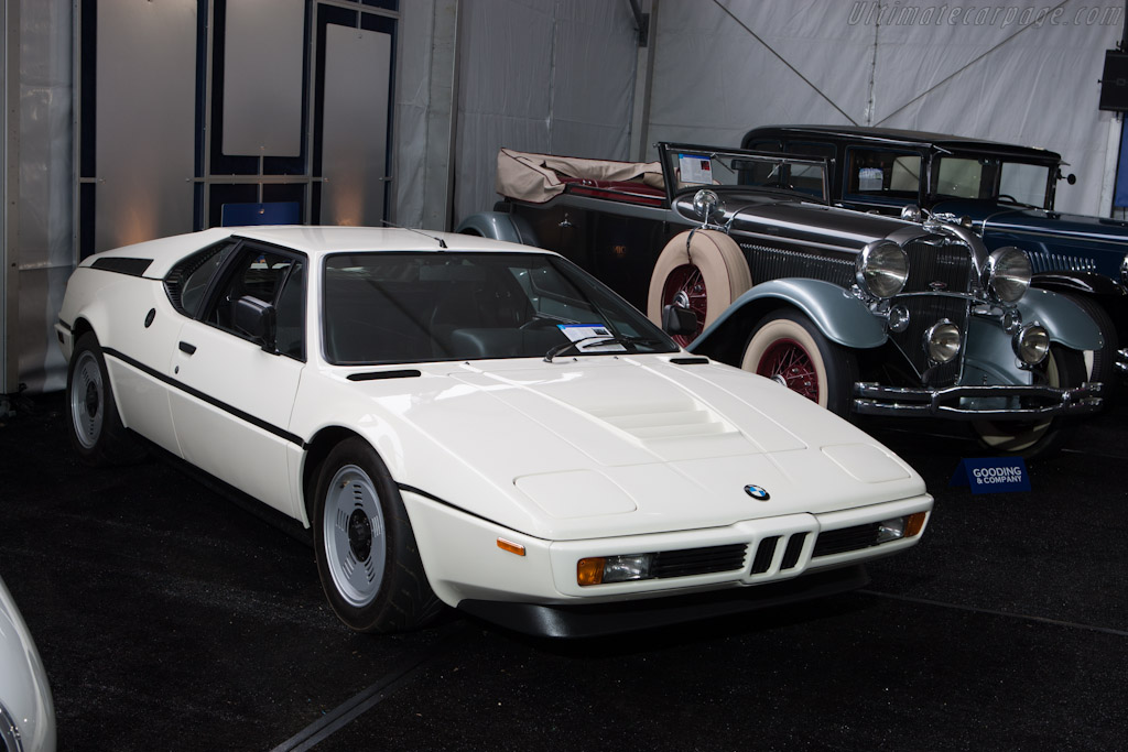 BMW M1 - Chassis: 4301154   - 2012 Monterey Auctions