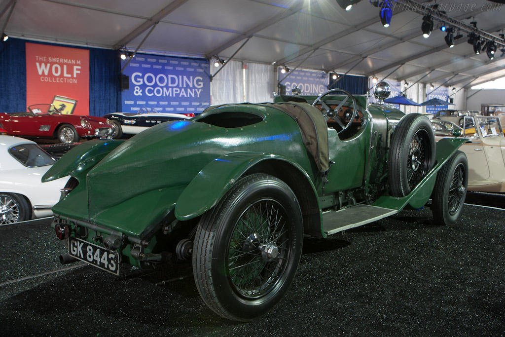Bentley 4.5 Litre Blower - Chassis: SM3916   - 2012 Monterey Auctions