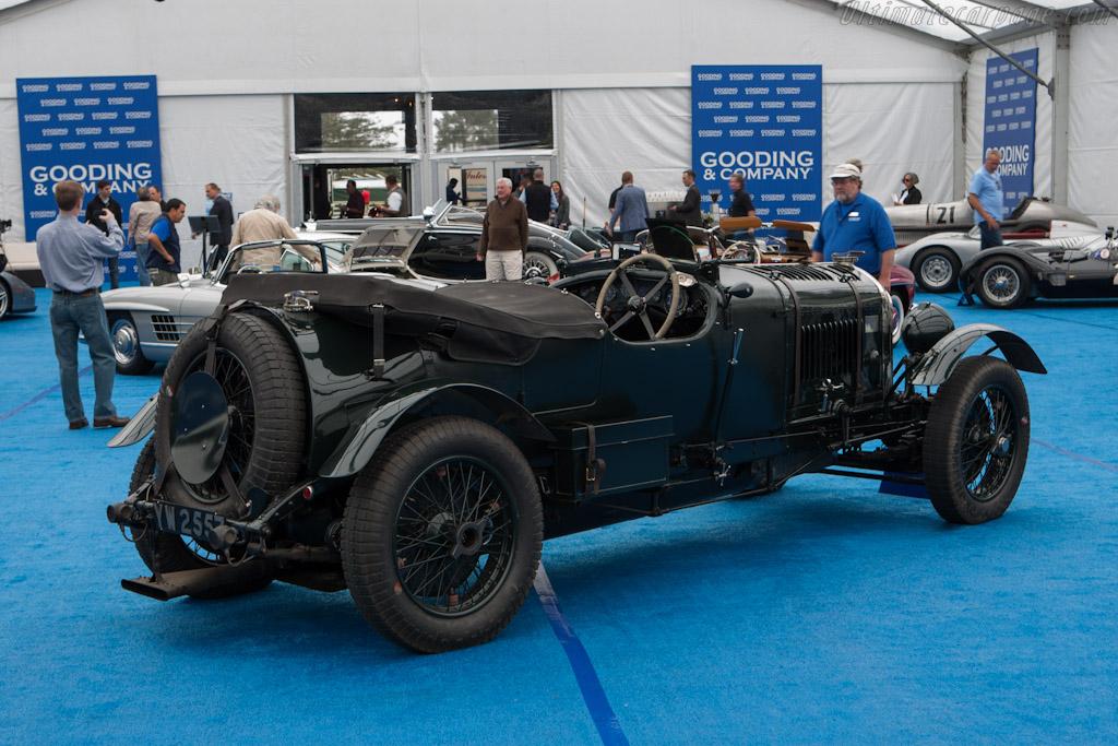 Bentley 4 5 Litre Le Mans Chassis Km3088 2012 Monterey Auctions