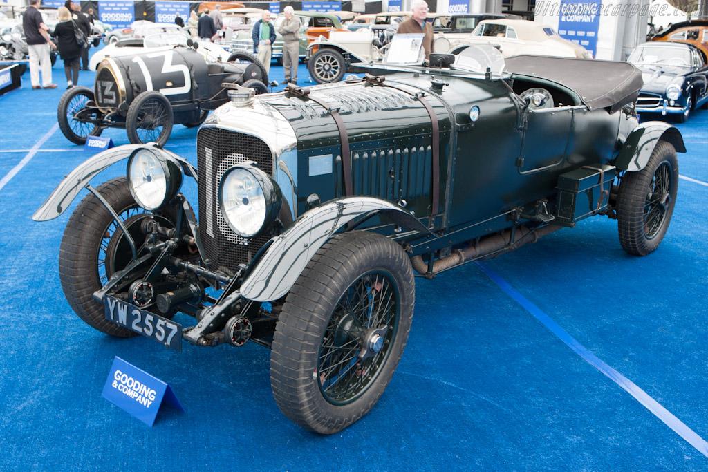 Bentley 4.5 Litre Le Mans - Chassis: KM3088   - 2012 Monterey Auctions