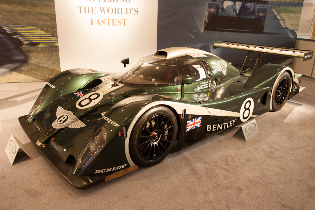Bentley EXP Speed 8 - Chassis: 002/3   - 2012 Monterey Auctions
