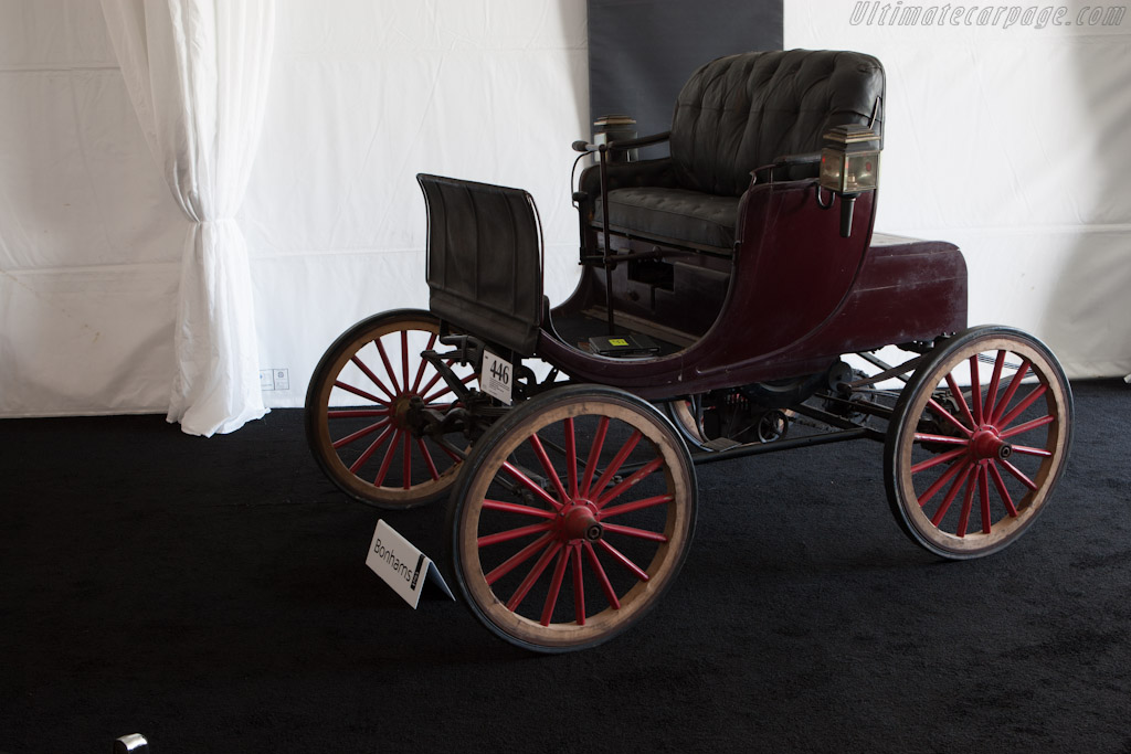 Buffum Four-Cylinder Stanhope - Chassis: 1BUFFUM   - 2012 Monterey Auctions