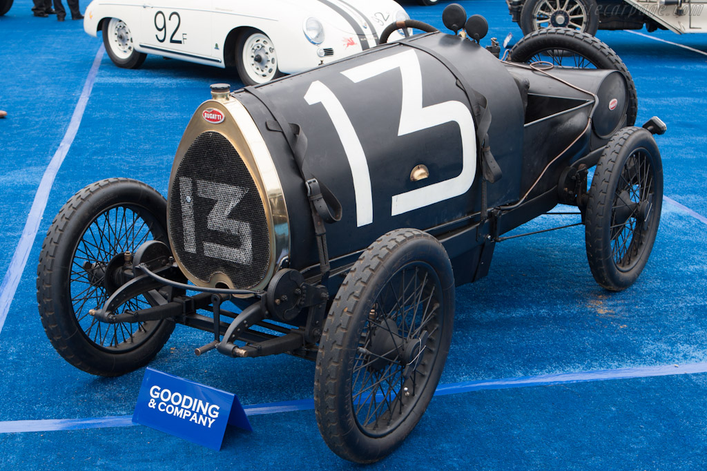 Bugatti Type 13 - Chassis: 981   - 2012 Monterey Auctions