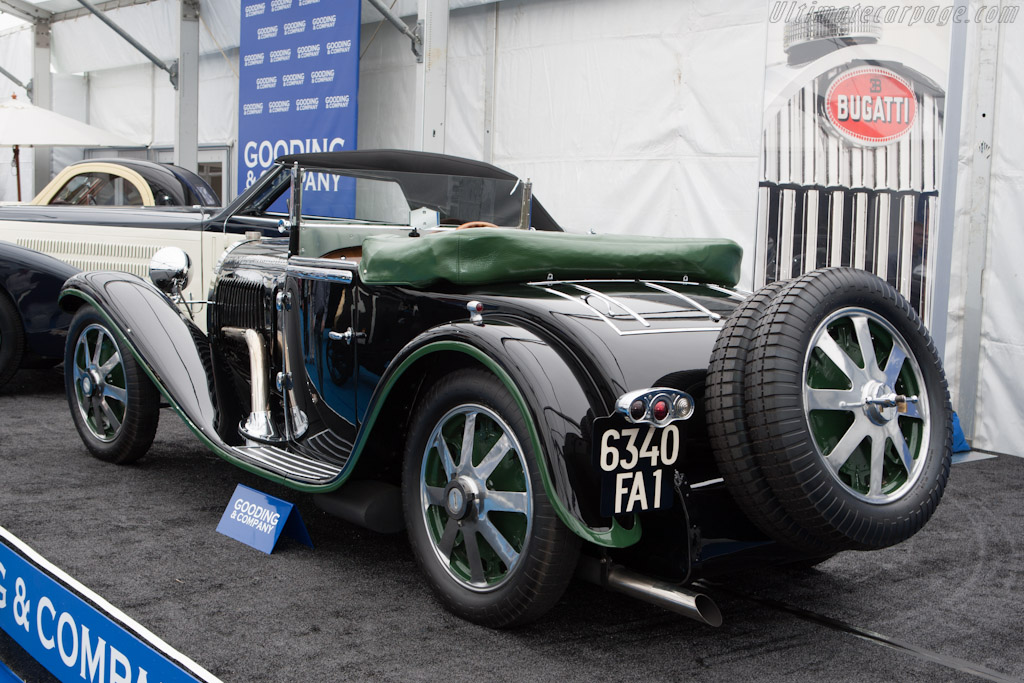 Bugatti Type 55 Cabriolet - Chassis: 55206   - 2012 Monterey Auctions