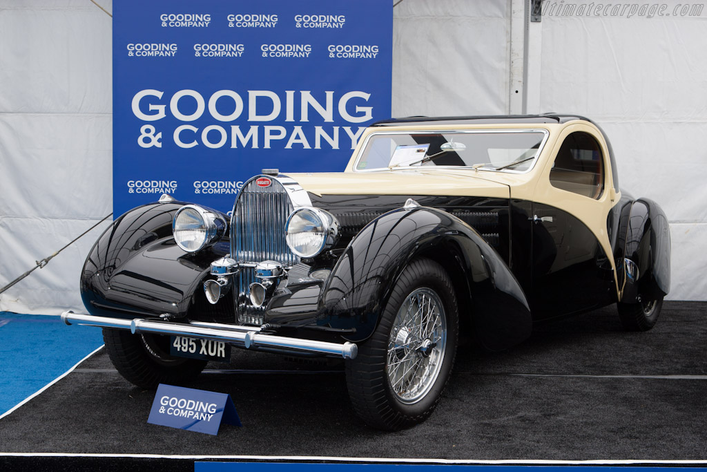 Bugatti Type 57 Atalante - Chassis: 57401   - 2012 Monterey Auctions