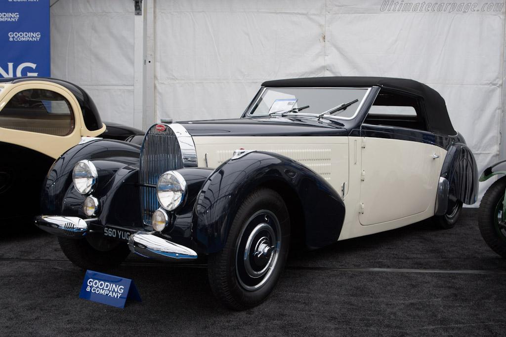 Bugatti Type 57C Stelvio - Chassis: 57677   - 2012 Monterey Auctions