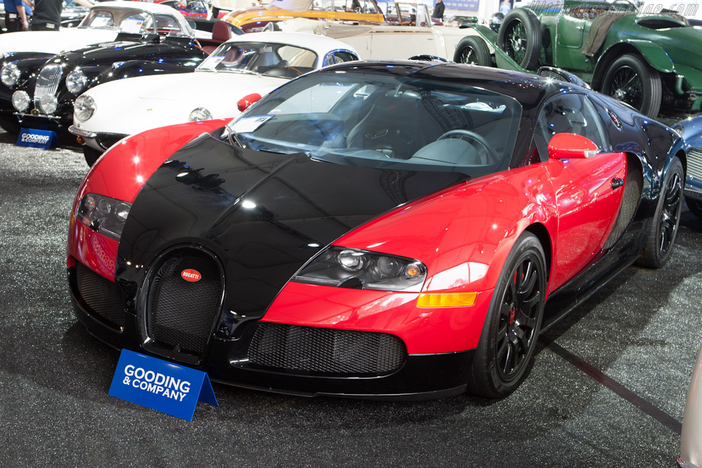 Bugatti Veyron 16.4 - Chassis: 795211   - 2012 Monterey Auctions