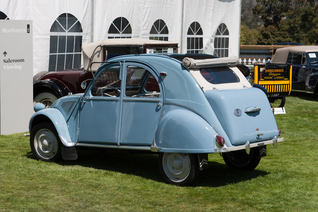 Citroën 2CV - Chassis: 303308   - 2012 Monterey Auctions