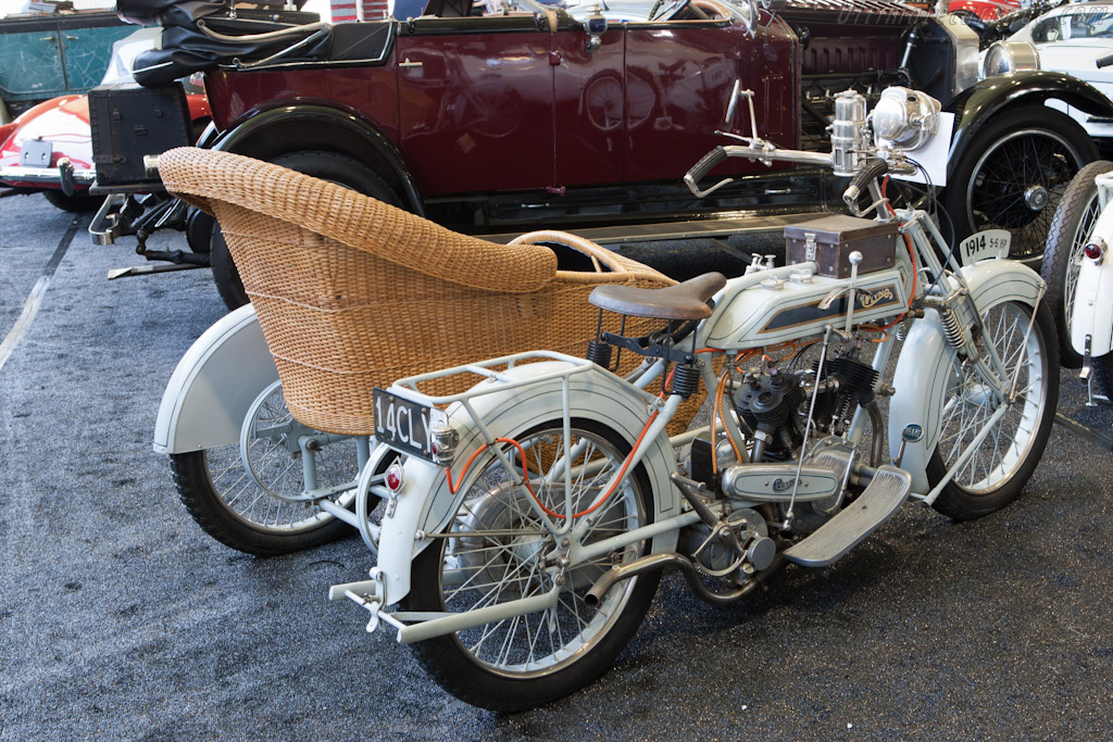 Clyno 5/6hp    - 2012 Monterey Auctions