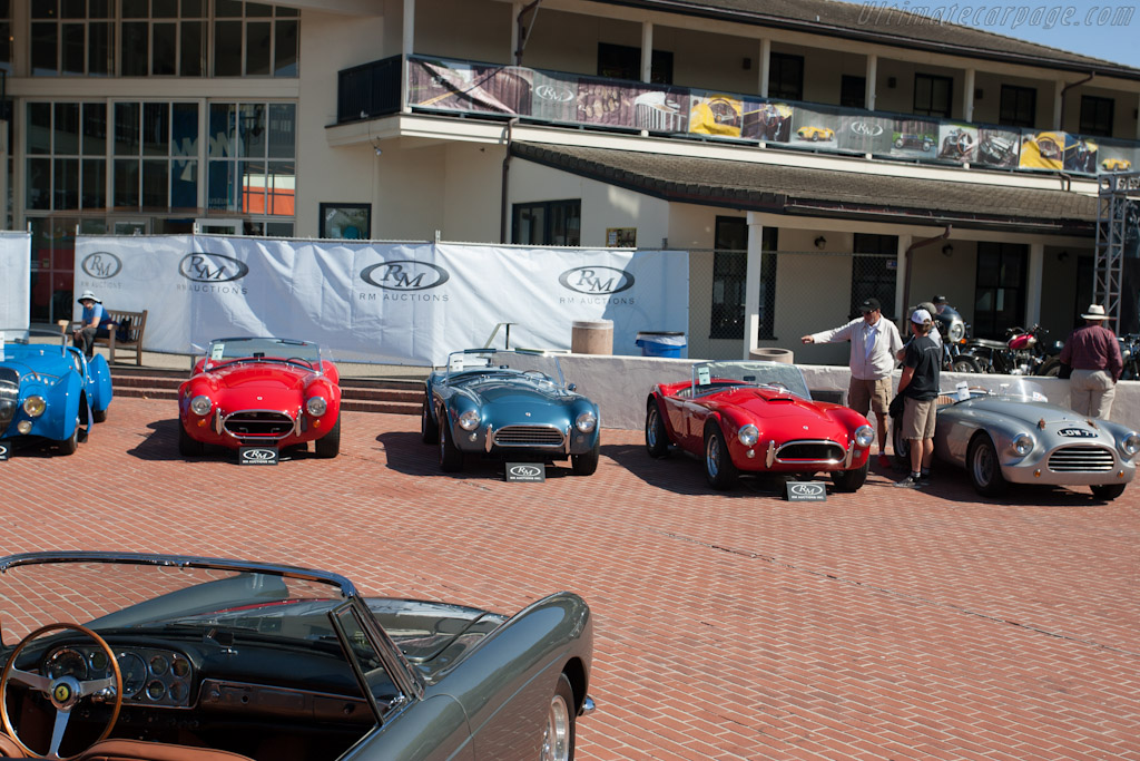 Cobras    - 2012 Monterey Auctions