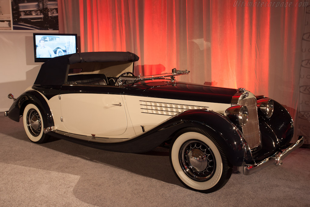 Delage D6-70 Milord Cabriolet - Chassis: 50607   - 2012 Monterey Auctions