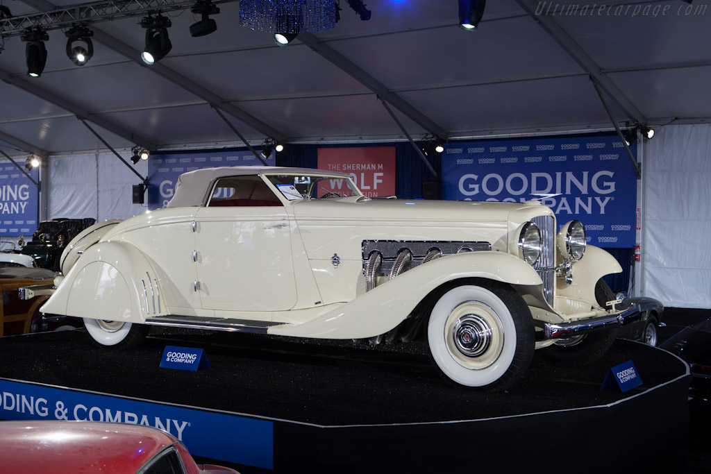 Duesenberg JN Rollston Convertible Coupe - Chassis: 2585 J-560   - 2012 Monterey Auctions