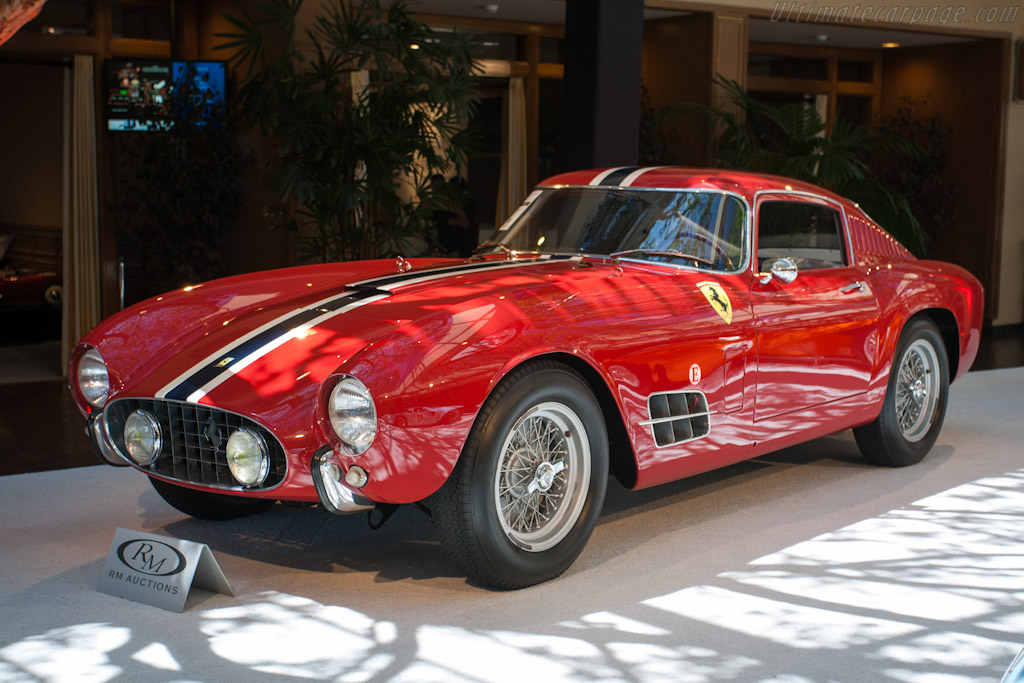 Ferrari 250 GT TdF - Chassis: 0585GT  - 2012 Monterey Auctions