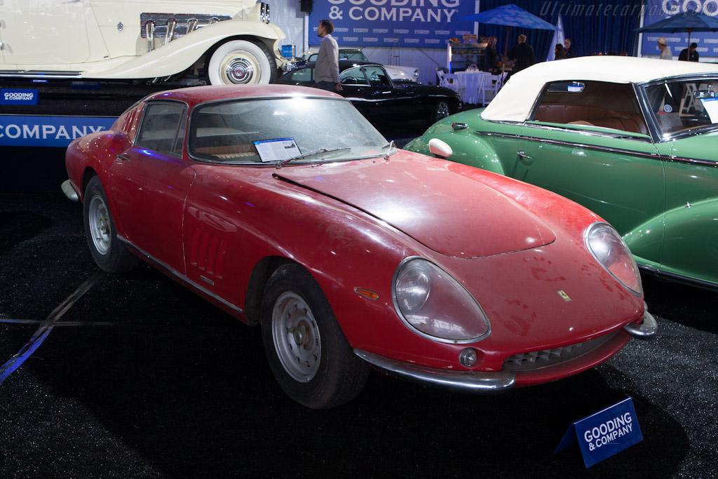 Ferrari 275 GTB - Chassis: 07637   - 2012 Monterey Auctions