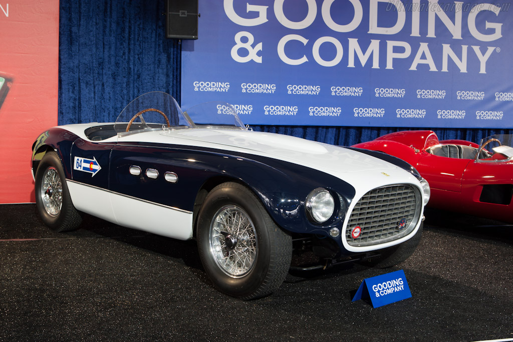 Ferrari 340 MM Spider - Chassis: 0350AM   - 2012 Monterey Auctions