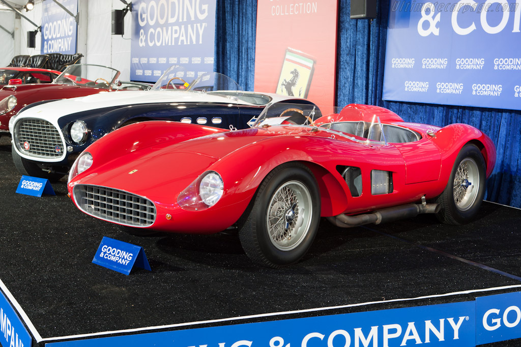 Ferrari 500 TRC - Chassis: 0662MDTR   - 2012 Monterey Auctions