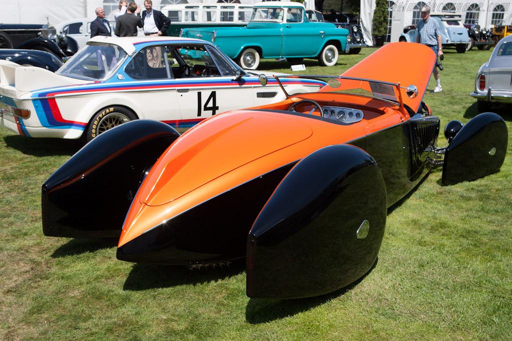 Frank Lockhart Boattail Speedster - Chassis: 12885875   - 2012 Monterey Auctions