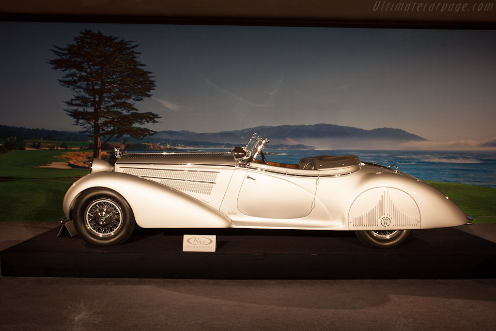 Horch 853A Special Roadster - Chassis: 854275   - 2012 Monterey Auctions