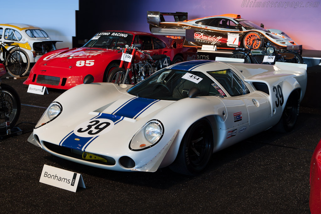 Lola T70 Mk2 Coupe - Chassis: SL71/39   - 2012 Monterey Auctions