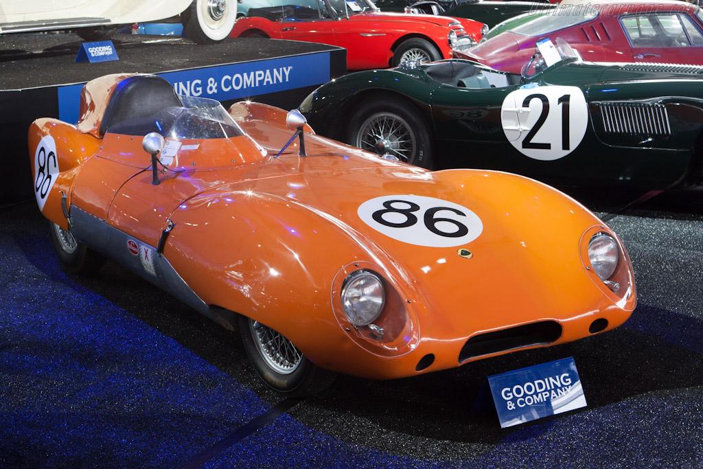 Lotus 11 Le Mans - Chassis: 190   - 2012 Monterey Auctions