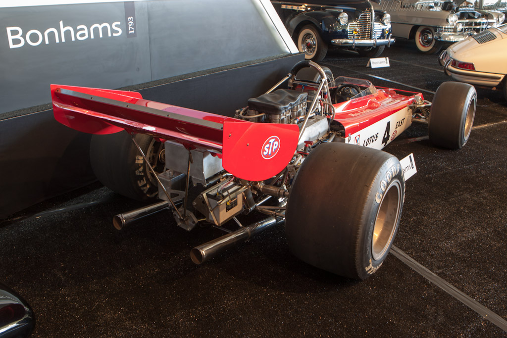 Lotus 70 - Chassis: 70-01   - 2012 Monterey Auctions