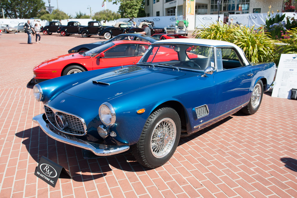 Maserati 3500 GT - Chassis: AM101.1954   - 2012 Monterey Auctions