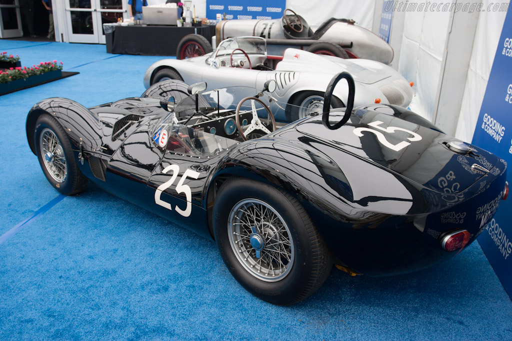 Maserati Tipo 61 Birdcage - Chassis: 2454   - 2012 Monterey Auctions