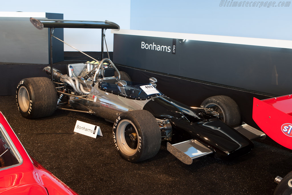 McLaren M10A - Chassis: 300-09   - 2012 Monterey Auctions
