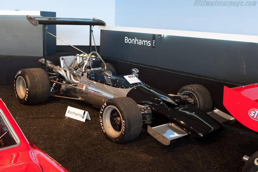 McLaren M10A - Chassis: 300-09   - 2012 Monterey Auctions