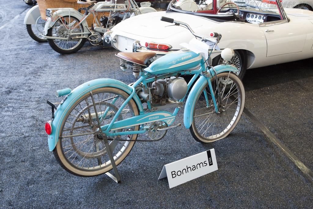Monrak Super-Twin    - 2012 Monterey Auctions