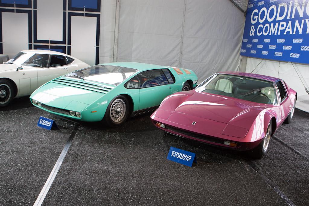 Monteverdi Hai & Bizzarrini Manta - Chassis: TNT 101   - 2012 Monterey Auctions