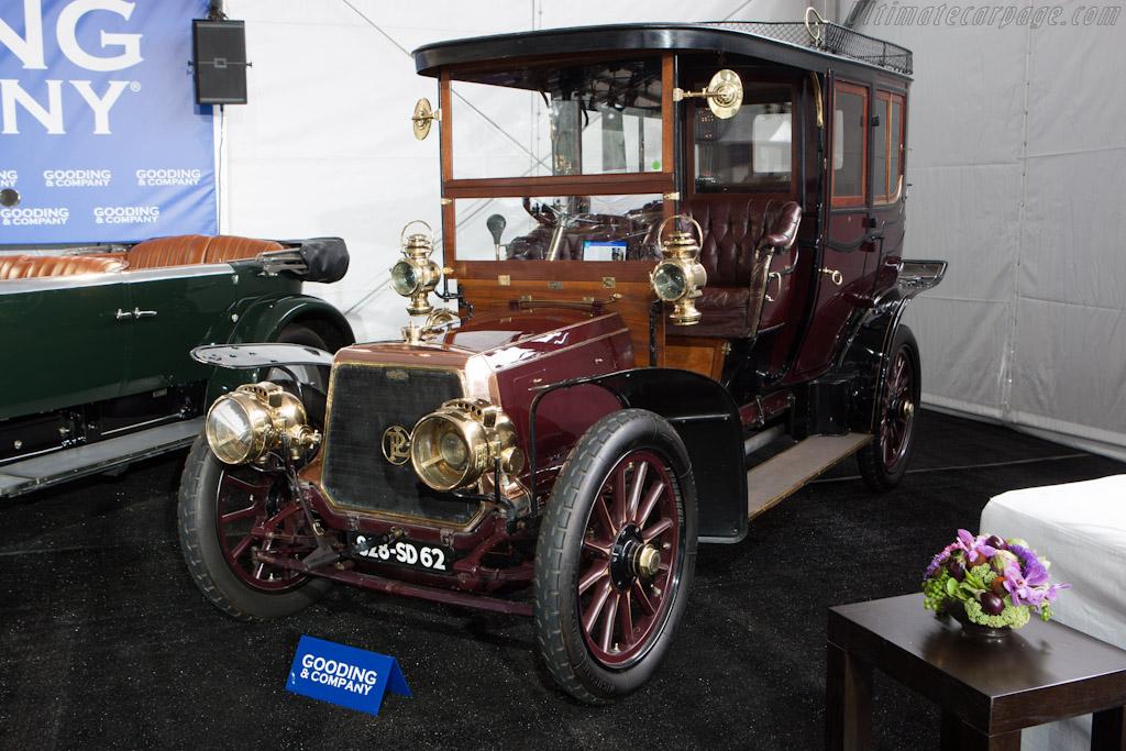 Panhard & Levassor Model U2 - Chassis: 15206   - 2012 Monterey Auctions