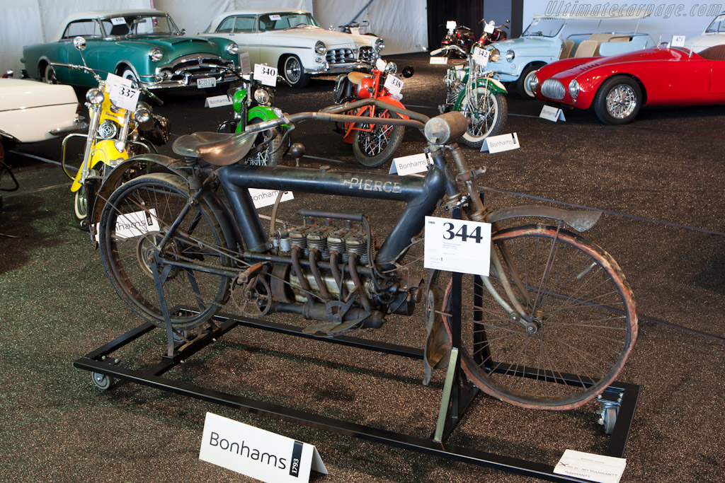 Pierce Four    - 2012 Monterey Auctions