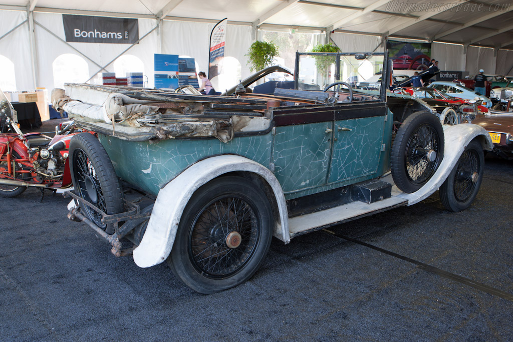 Rolls-Royce 20 hp Cabriolet - Chassis: GA14   - 2012 Monterey Auctions