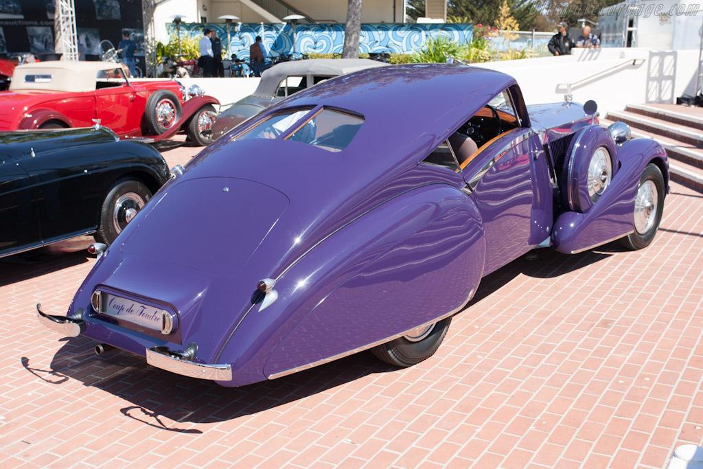 Rolls-Royce Phantom III Aero Coupe - Chassis: 3BU184   - 2012 Monterey Auctions