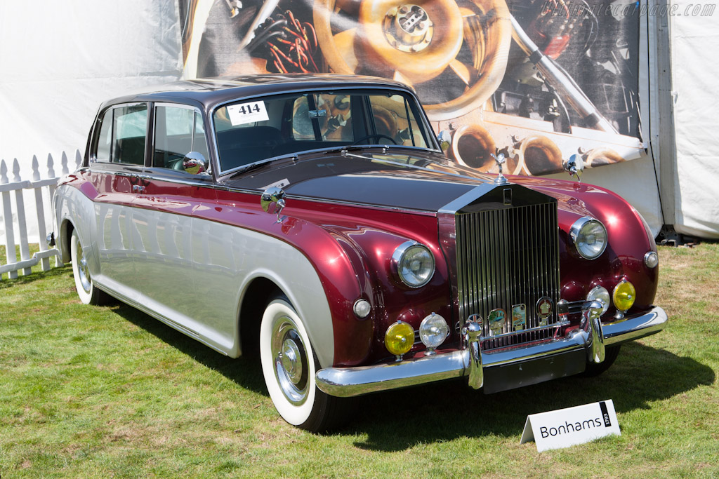 Rolls-Royce Phantom V Limousine - Chassis: 5LAT82   - 2012 Monterey Auctions